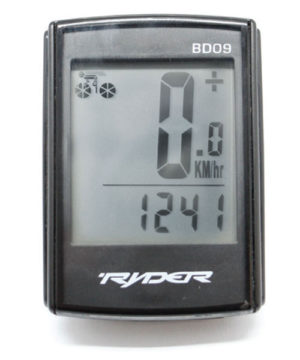 Ryder Cycling Computer